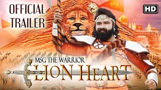 MSG The Warrior  ''LION HEART''  Official Trailer