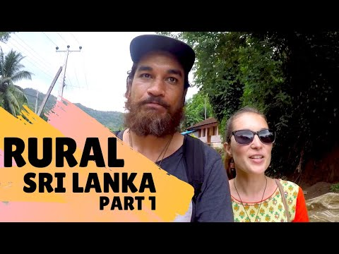 Sri Lanka Travel: Volunteering Part1