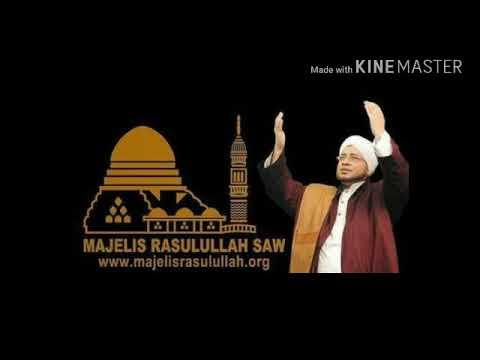 Majelis rasulullah SAW - Wulidal musyarrof (video lyric)