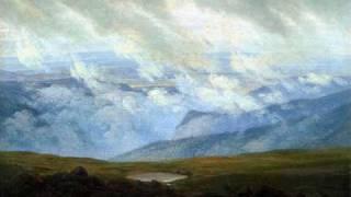 Sinke Dus - The Premonition / Caspar David Friedrich