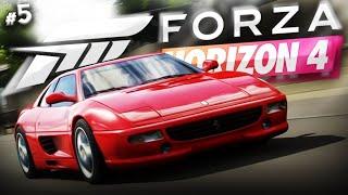 Zagrajmy w Forza Horizon 4 #5 - LARACER z Arielem, Lambo i Ferrari!