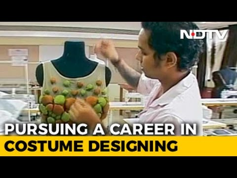 Career in Costume Designing