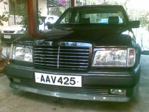 mercedes w124 tuning and modding updated youtube. Black Bedroom Furniture Sets. Home Design Ideas