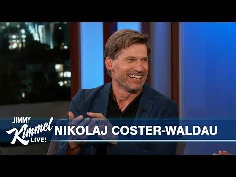 Nikolaj Coster-Waldau on Game of Thrones Finale, Fans & Emmys
