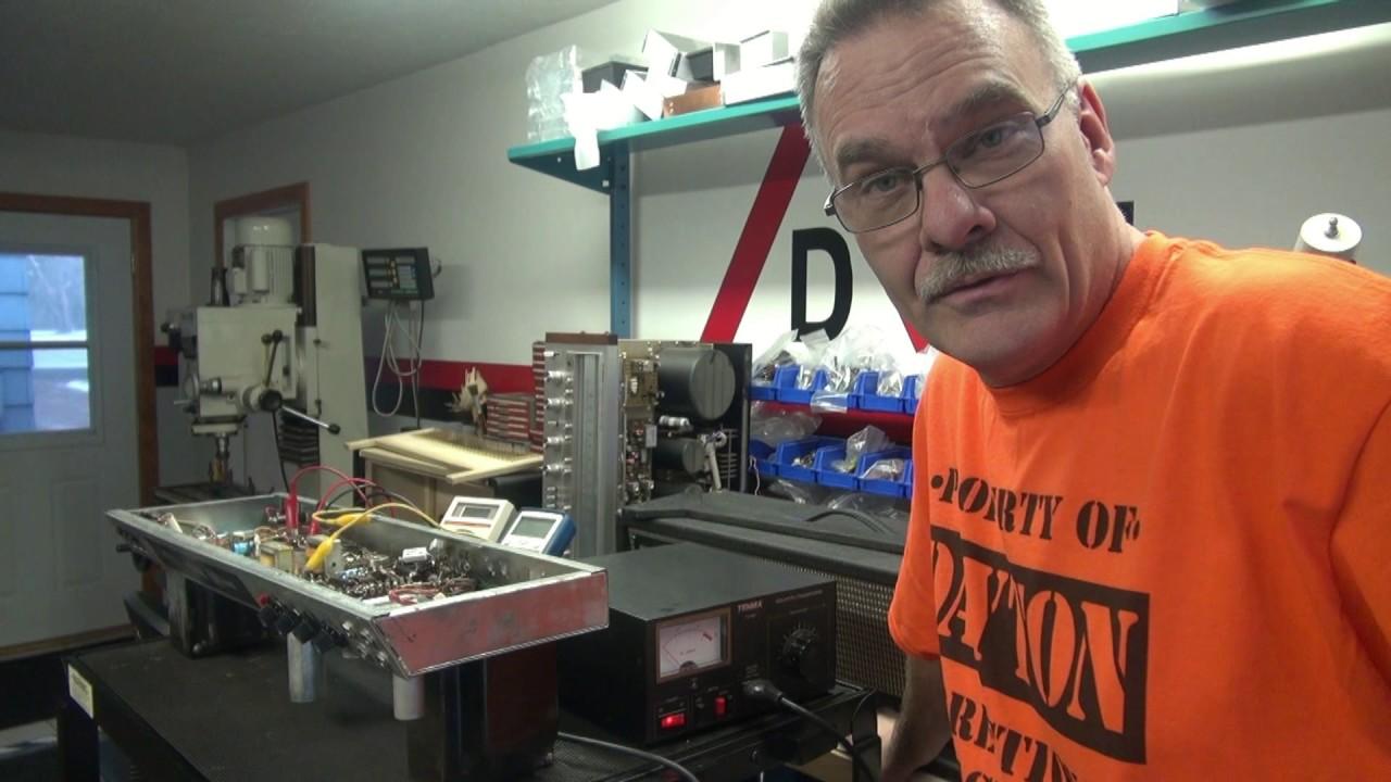How to repair Vintage Sunn 2000s 100 watt 6550 tube guitar amp D-lab