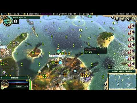 Civilization 5: Brave New World - My Most Epic Win Ever