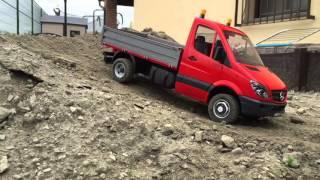 rc truck.dump
