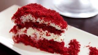 Рецепт торта Красный бархат. Как приготовить торт в домашних условиях