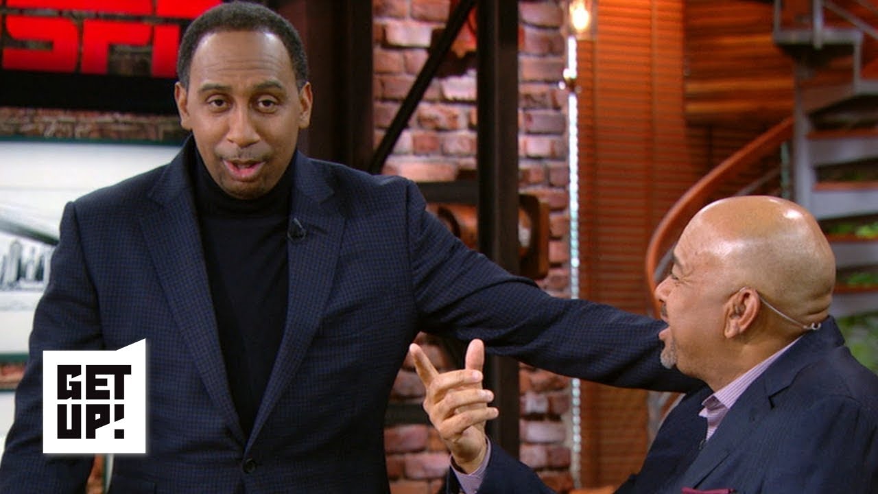 The Blazers aren't going to the NBA Finals - Stephen A. slams Charles Barkley's prediction | Get Up!