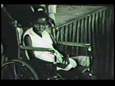 A. A. Allen & Polio Girl  - Dr. Melvin Harter & Wheelchair Woman