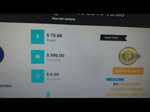1000$ Generados Con Hashfinders
