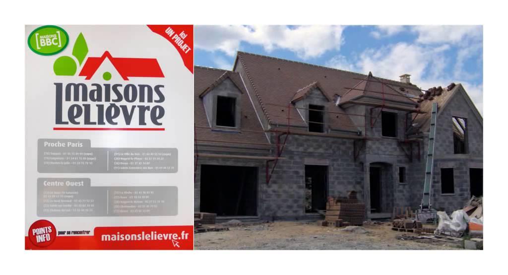 Maison leli vre 01 youtube for Constructeur maison contemporaine 01