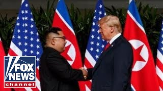Media war over North Korea summit
