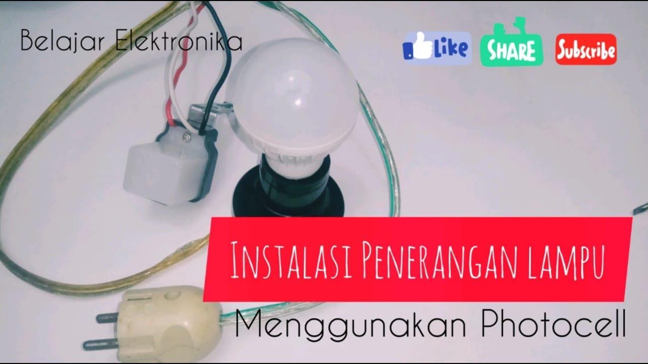 How To Operate Photocell Photo Controls Matsuna Ac 220v 3 A