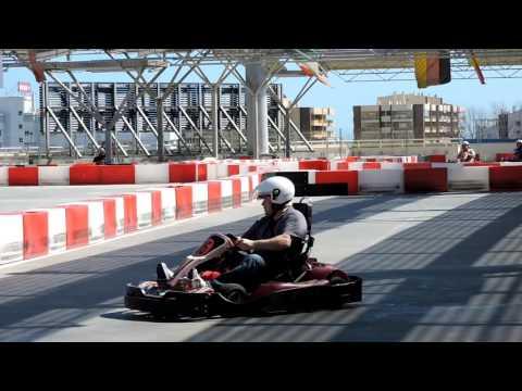 Marbella Go -Karting Race time