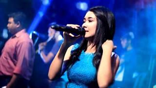CINTA TERLARANG .. suara emasnya Puput Tifisya - PUTRA WIJAYA Live Pudak Payung Semarang