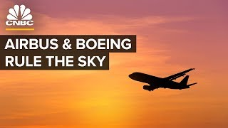 Download Why Airbus And Boeing Dominate The Sky Mp3 and Videos