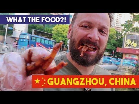 Interesting Food • GUANGZHOU, CHINA