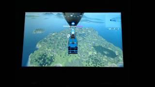 GPD Win Gameplay - Fortnite Battle Royale