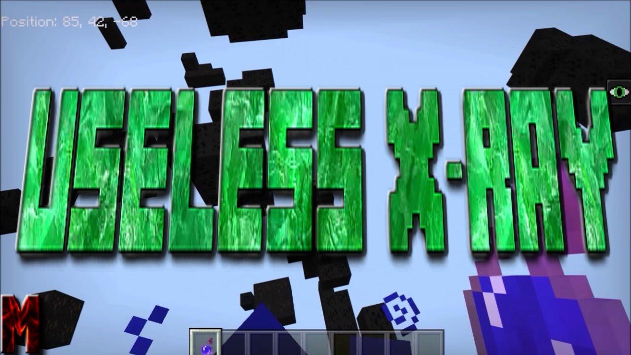 Minecraft Windows 10 X Ray - Omong d