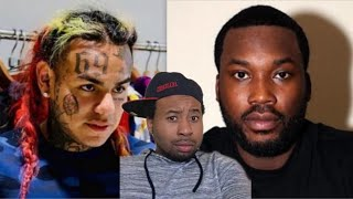Tekashi 6ix9ine Interviews With Akademiks on Various Rappers Like NBA Youngboy Trippie Red Lil Baby
