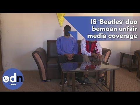 IS 'Beatles' duo bemoan unfair media coverage