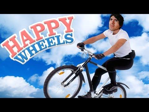 AL INFINITO Y MAS ALLÁ | Happy Wheels - JuegaGerman