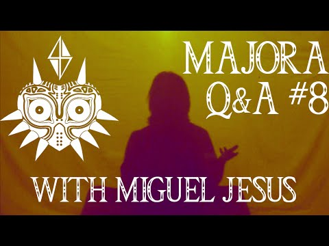 Majora - Q&A #8 - Miguel Jesus: Opera and recordings