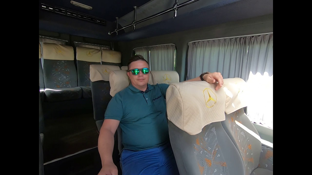 Заказ микроавтобуса на 20 мест Мерседес Спринтер Sprinter 204