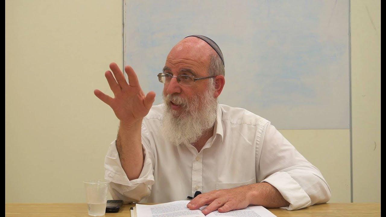 ישראל והתורה תאומים - למהלך האידאות בישראל - הרב אליעזר קשתיאל
