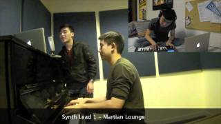 Save The World Cover (Swedish House Mafia) - Dominic Wong