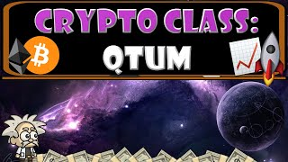 CRYPTO CLASS: QTUM | ONE YEAR ANNIVERSARY | HUGE UPDATES & DEVELOPMENT
