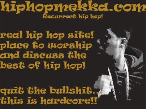 Das efx - Real hip hop (instrumental, premier)