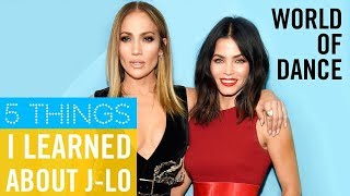5 Things I Learned From JLo On World of Dance! | Jenna Dewan
