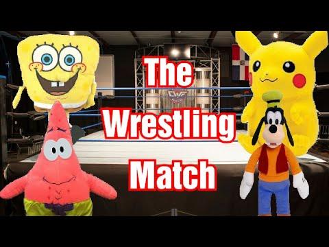 The Wrestling Match - SuperMarioHaydin