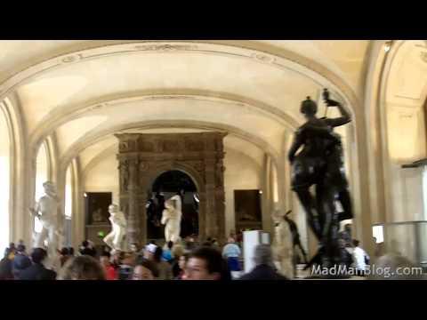 Tour Paris Part 1 - The Louvre Museum