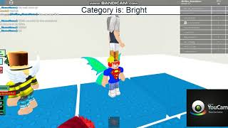 PLAYING ROBLOX TOP MODEL (READ DESCRIPTION)
