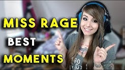 Miss Rage - Best moments on Twitch