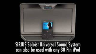 SIRIUS Soloist Universal Sound System