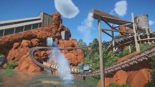 Planet Coaster - Moana the Ride