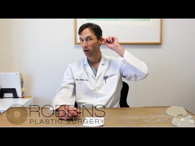 OTOPLASTY (EAR) - Top Rated Nashville, TN Plastic Surgeon Dr. Chad Robbins - Video Vlog