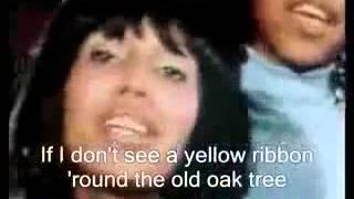 (中文字幕)Tie a yellow ribbon Round the old oak tree 在老橡樹上繫條黃絲帶