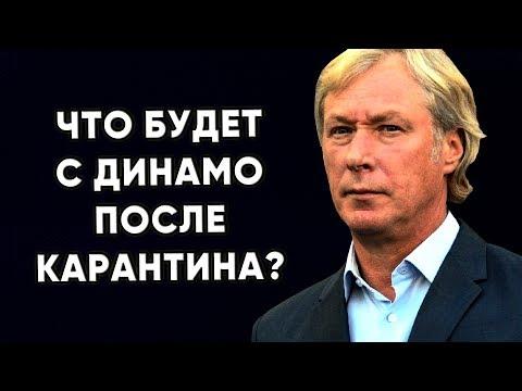 Предсказываю судьбу Динамо Киев после карантина / Новости футбола сегодня