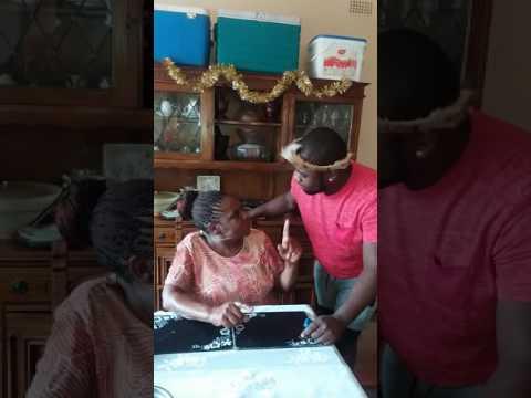 Dr Tawanda & Granny catching good chords