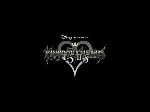 KINGDOM HEARTS HD 1.5 + 2.5 ReMIX – Announce Trailer