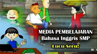 Repeat youtube video Animasi untuk mengajar bahasa Inggris/Animation for teaching english