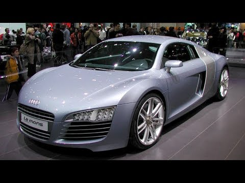Top 10 Most Expensive Audi Cars In The World 2017 || Pastimers