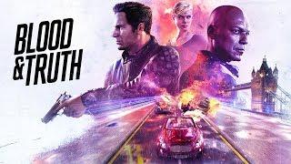 Blood & Truth All Cutscenes (Game Movie) 1080p HD