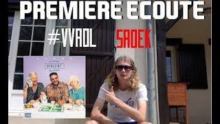 GabMorrison - Première écoute du nouvel album de Sadek #VVRDL