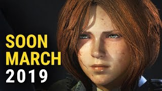 Top 25 Upcoming Games Of March 2019 On Pc, Ps4, Switch & Xb1 | Whatoplay